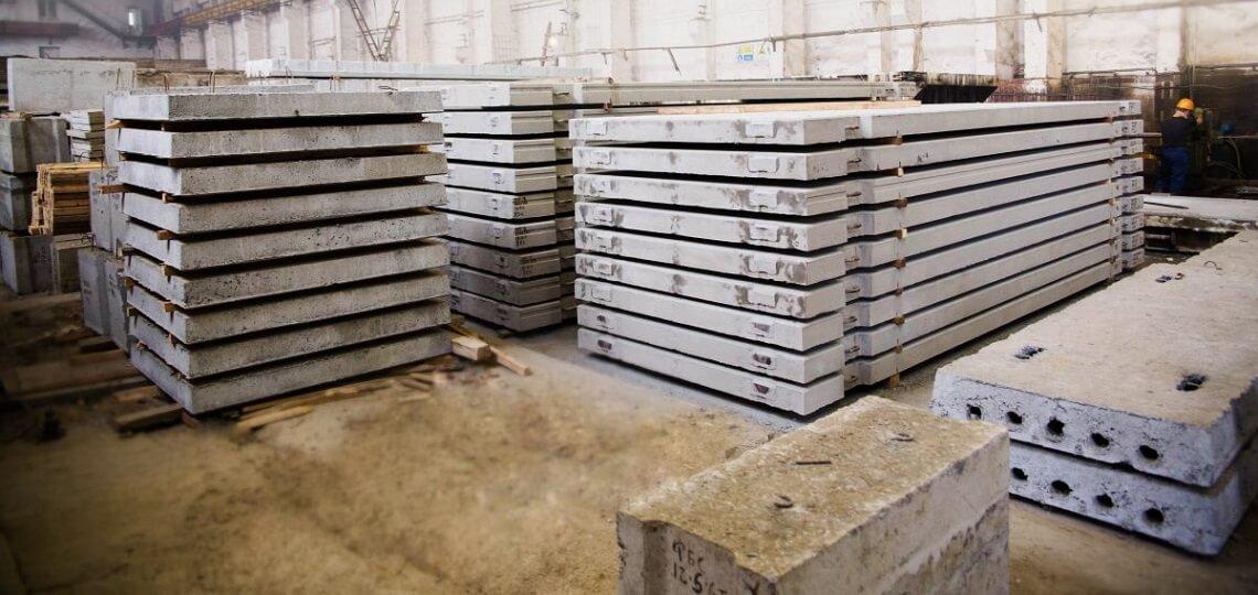 Преимущества ЖБ изделий в строительстве